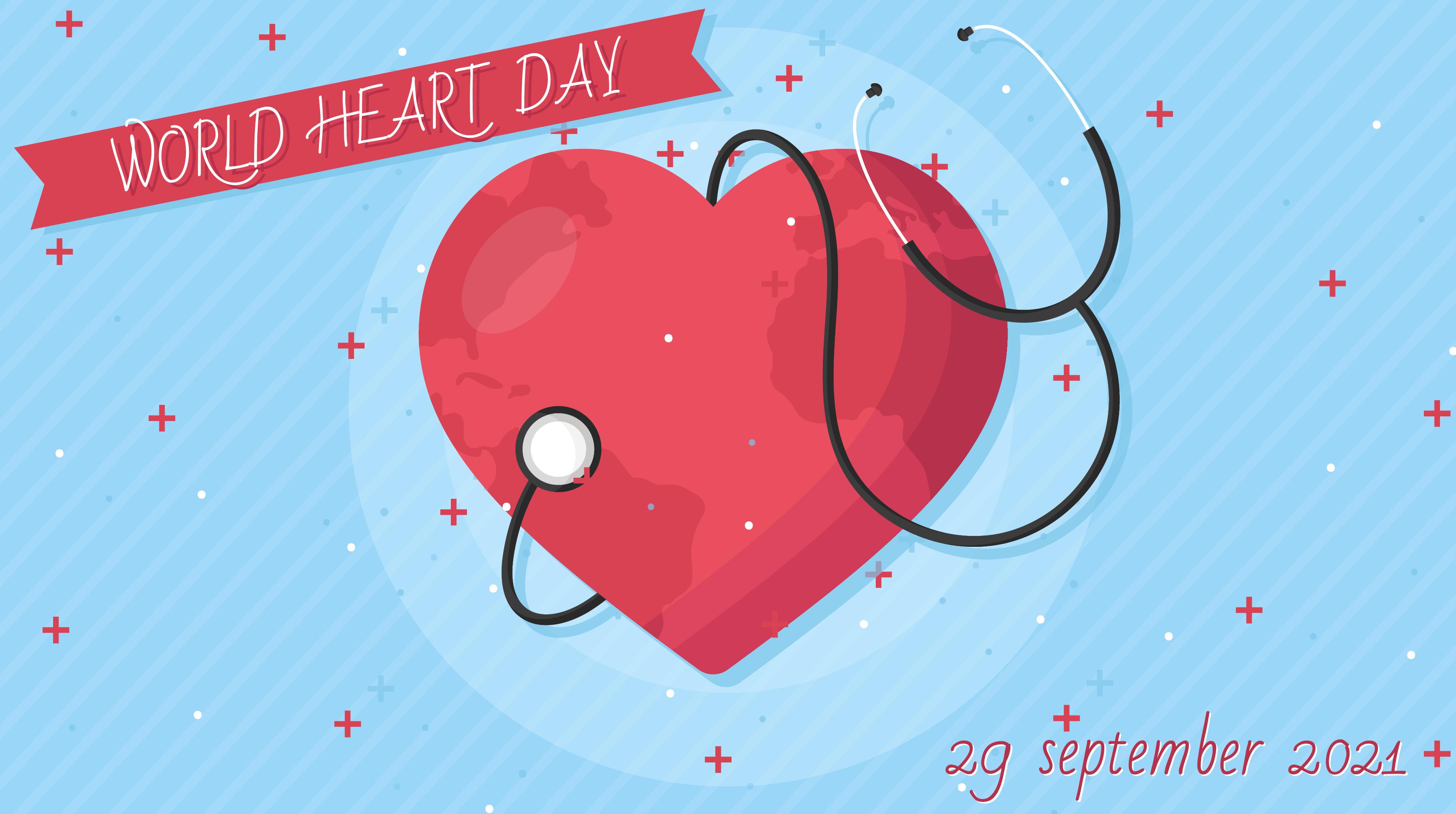 Wereld Hart Dag 2021