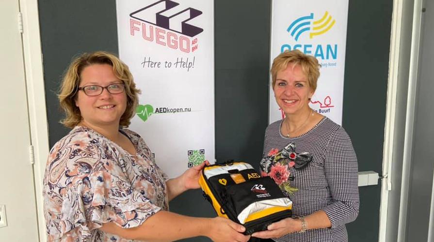 AED WensAmbulance Utrecht