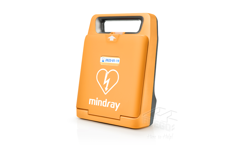 Mindray BeneHeart C1A AED